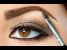 Design Eyebrow Shape How To Shape Your Own Eyebrows Plucking And Shaping Youtube
