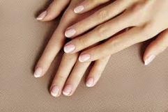 Well groomed hands