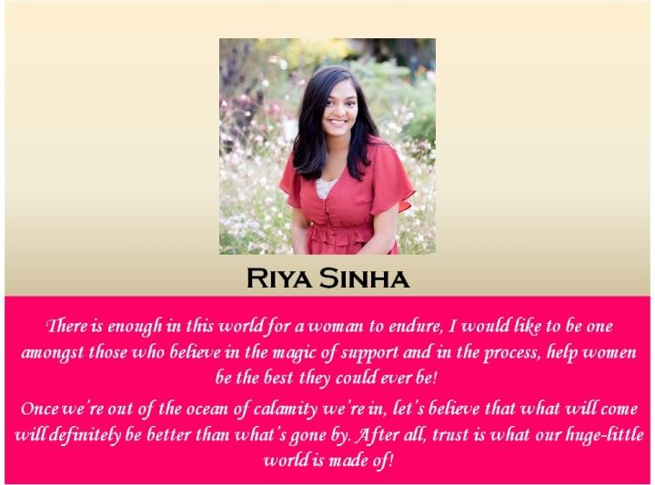 Riya Sinha